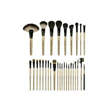 blush professional ultimate makeup brush set 30 piece