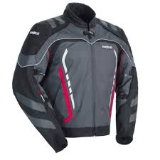 cortech gx sport 3 motorcycle jacket review