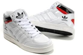 adidas shoes high tops white. adidas men high top sneaker shoes white tops s