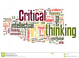 The above image maps the key aspects of critical thinking in nursing