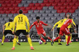 Borussia dortmund played against bayern münchen in 1 matches this season. Udi6noeqoorgim