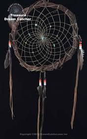 Authentic Cherokee Dream Catchers This wonderful natural dream catcher is made by Navajo Dine 90