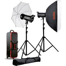 Godox Light Godox Qt600ii 2 Light Studio Flash Kit