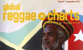 Reggae 2017 Charts Global Reggae Charts 7 November 2017 Reggae Agenda Nl