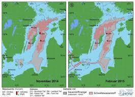Oxygen Arrived At The Bottom Of The Central Baltic Sea