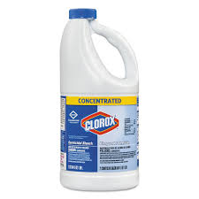 Bottle Of Bleach Amazoncom Clorox 31009ea Concentrated Germicidal Bleach Regular