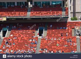 Buffalo Bisons Field Seating Chart Empty Seats At Baseball Game In Coca Cola Field Home Of The