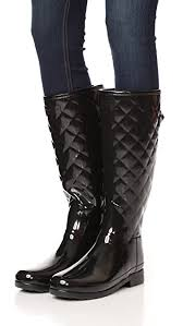 Hunter Boots Refined Quilted Tall Boots   SHOPBOP & ... Hunter Boots Refined Quilted Tall Boots ... Adamdwight.com