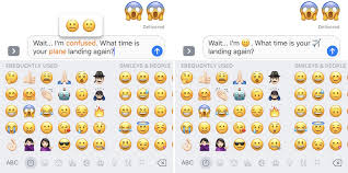Emoji Texts Messages In Ios 10 How To Use Emoji Replacement And