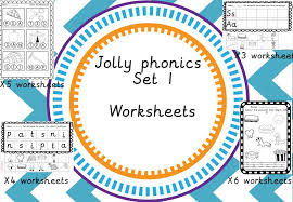 Split into 7 groups, the worksheets contain all 42 letter. Pin On Jolly Phonics