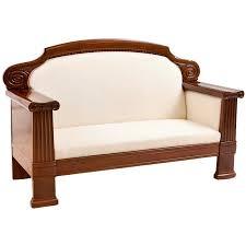 art deco furniture miami. Art Deco Sofa In Mahogany, Denmark, C. 1920 Furniture Miami