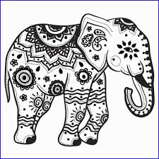 Elephant Mandala Coloring Pages Best Coloring Pages For Kids