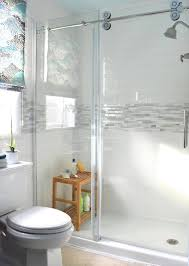 bathroom shower. Unique Bathroom Intended Bathroom Shower The Spruce