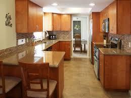 kitchen the best galley stunning galley kitchen with island layout
