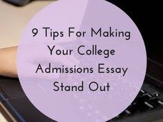 best college admission essay ideas college 9 tips for making your college jlv college counseling blog