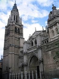 Готический стиль в Испании Перекрёстки моды Испанская готика собор в Толедо