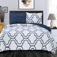 valencia reversible duvet cover set cotton