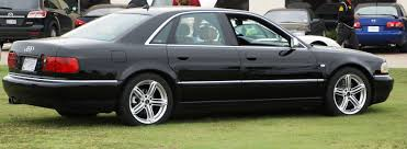 View of Audi S8 4.2 Quattro Tiptronic. Photos, video, features and ...