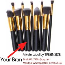 private label lipstick factory whole put your logo on high quality makeup brushes beauty cosmetics foundation