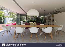 kogan furniture. Architect: Studio MK27- Marcio Kogan, 2012. Ground Floor View. Kogan Furniture