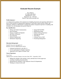 Template Inspirierend Resume Templates For No Job Experience