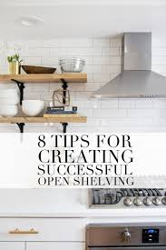 Open Shelf Kitchen 8 Tips For Creating Successful Open Shelving And A Pantry A Jen
