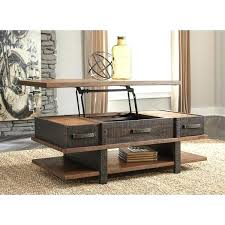 ashley coffee tables signature design by two tone coffee table with lift top discontinued ashley furniture ashley coffee tables