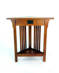 corner tables furniture. Mission Style Corner Table By Wayborn Image Tables Furniture E