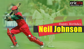 Neil Johnson: Seven interesting things to know about the former Zimbabwean  all-rounder - Cricket Country