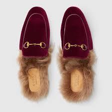 gucci velvet loafers. gucci princetown velvet slipper detail 3 loafers e