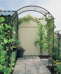 Small Picture Top 25 best Garden Archway Designs Garden Arch Designs