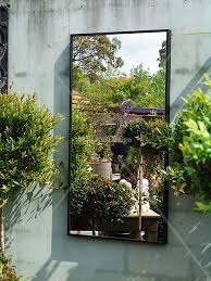 garden mirror. Wonderful Mirror Home  Outdoor Mirrors With Garden Mirror
