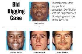 Contractors convicted in federal bid-rigging trial tied to 'Shrimp Boy'  case – The San Francisco Examiner