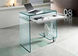 office glass desk. Tonelli Work Box Glass Desk Desks Home Office Furniture With Regard To Small Ideas 11