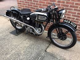 1939 ajs model 18 deluxe motorcycles for sale vin and vet