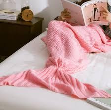 Mermaid Blanket Crochet Pattern Fascinating Mermaid Tail Blanket I Love Cyber Shopping
