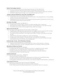 Sample Technology Teacher Resume Sample Technology Teacher Resume ...