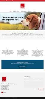 alfa insurance casey long website history
