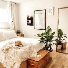 Earthy Bedroom Interesting Decoration