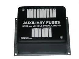 15 way fuse box assembly sedgewall 15 way fuse box assembly