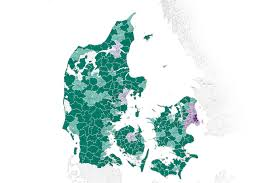 Jungle Heat Map Design Green Space Is Good For Mental Health