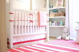 baby rugs for nursery tidy white wall bookshelves and white crib in small baby room with baby rugs for nursery