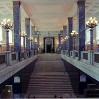 Российская государственная библиотека Библиотека в Москва Снимок сделан в Российская государственная библиотека пользователем katrina s 3 13 2013