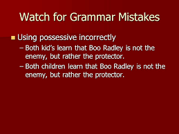 boo radley essay to kill a mockingbird multiple choice and essay examinati