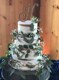 Rustic Greenery Ms Lauras Cakes