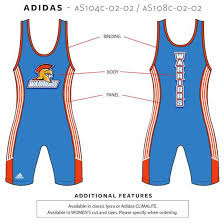 Adidas Sublimated Team Singlet