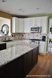 painting oak kitchen cabinets whiteAnother Builder Grade Kitchen Transformed  Evolution of Style