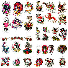 Ed Hardy Flower Design See My Other Items And Designs By Ed Hardy Ed Hardy