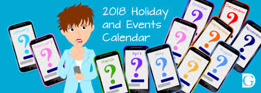 november calendar header 2018 holiday and events calendar free download be your own