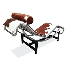 le corbusier chairs chaise lounge chair brown white interior secrets new zealand large size